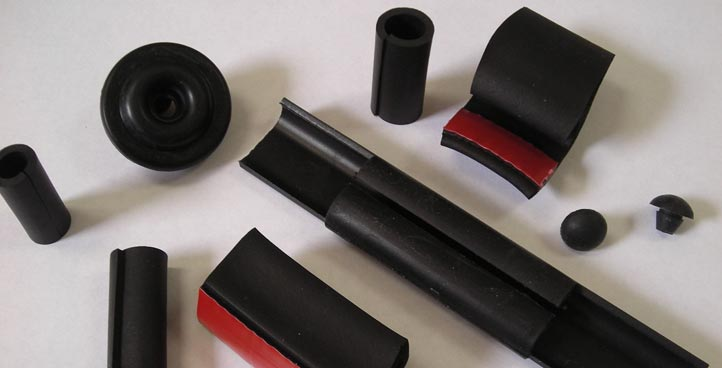 Molded Rubber & Silicon Components